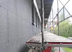 Isolation de la façade