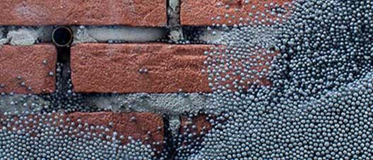 Isolation murs creux