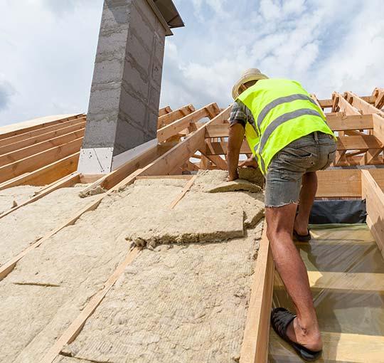 Que co te une isolation de toiture info prix isolation for Materiaux toiture